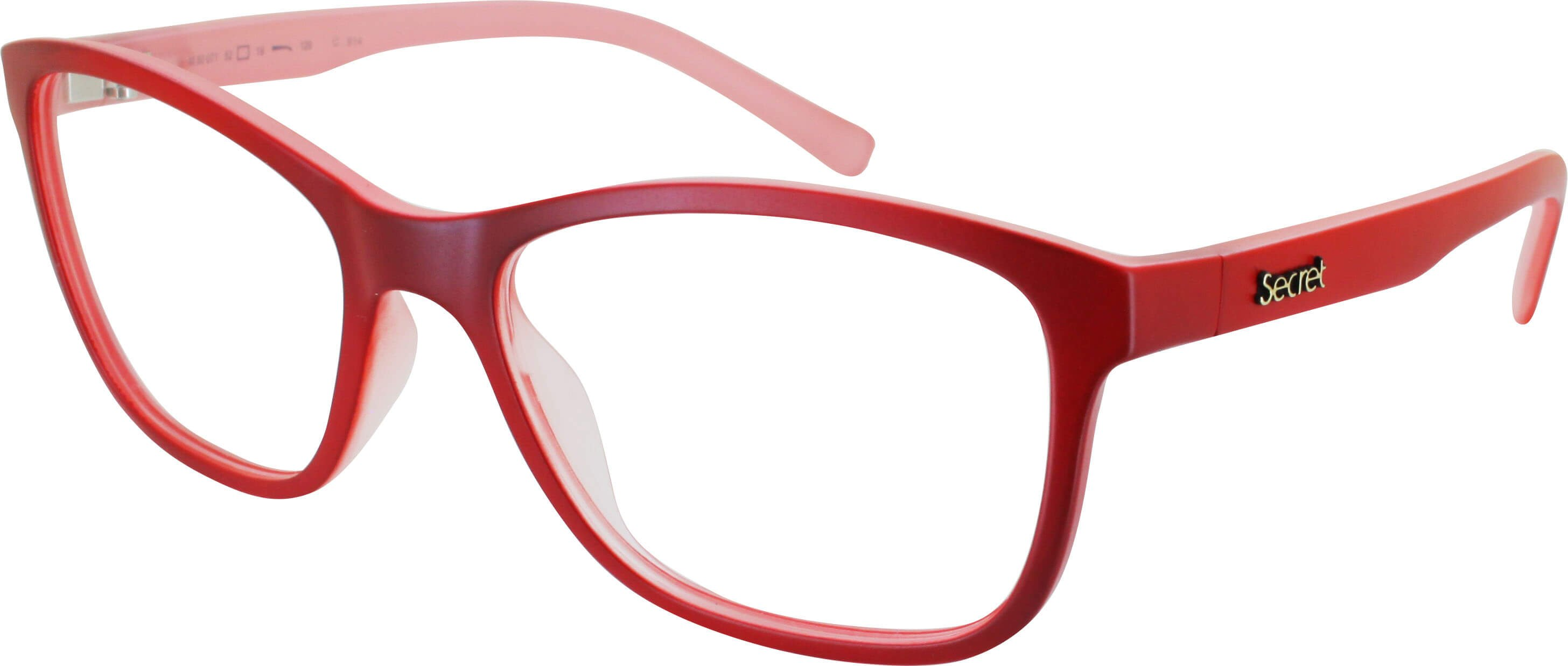 SECRET GRILAMID 80071 M.GLASSY RED/ROSE