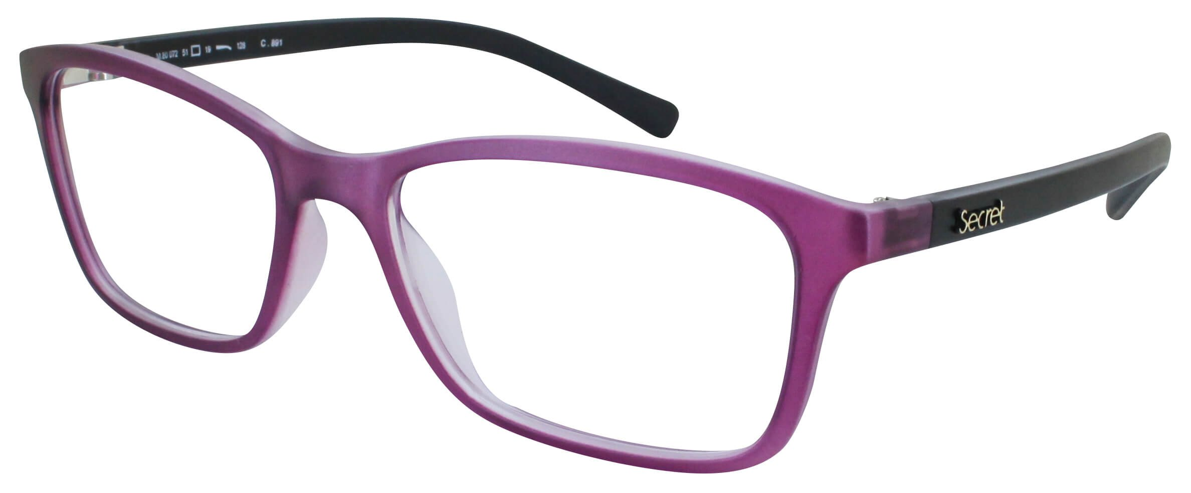 SECRET GRILAMID 80072 M.D.PURPLE/BLACK