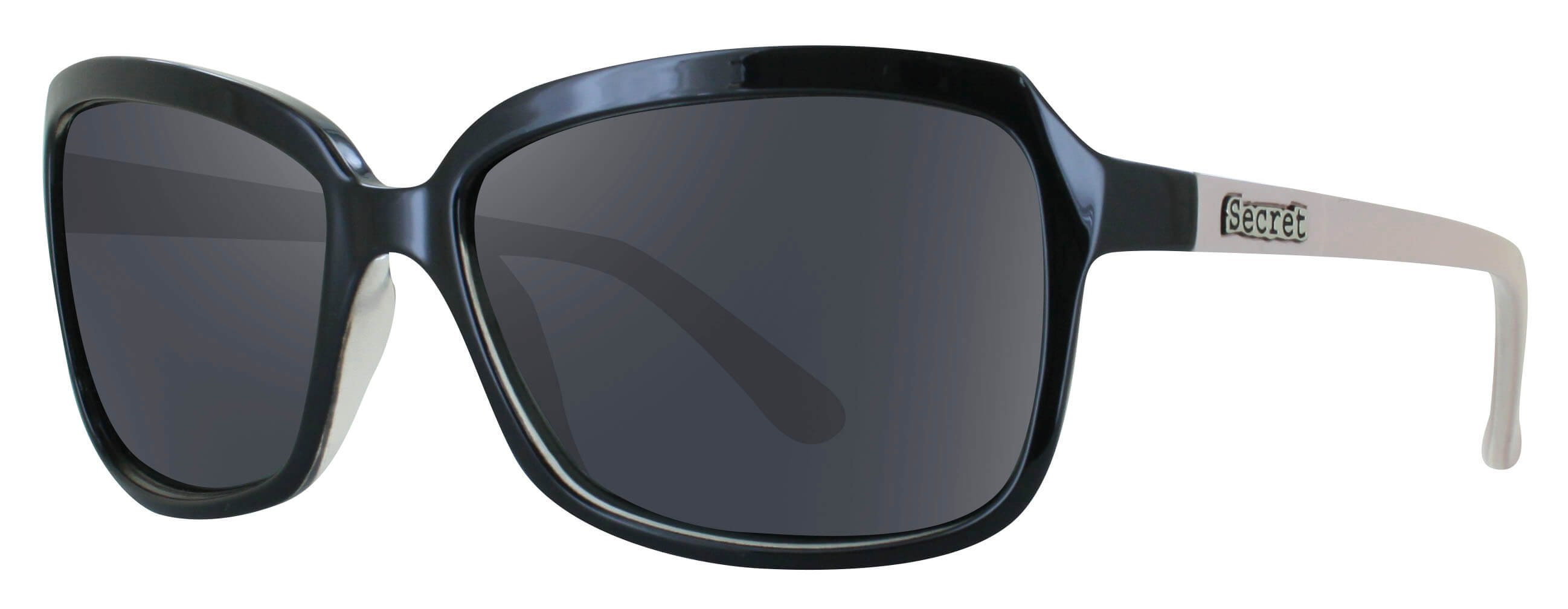 ÓC SECRET PETIT BLACK/NUDE / POLARIZED GRAY