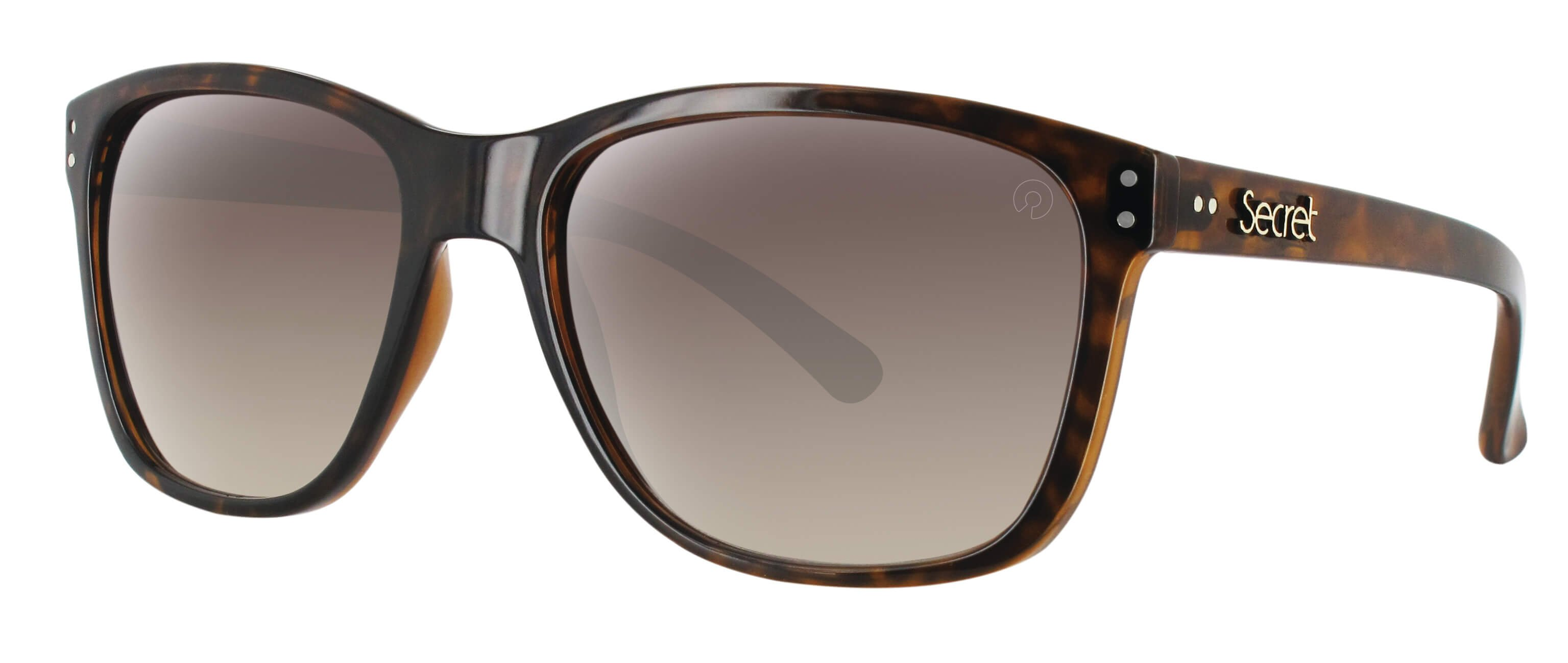 ÓC SECRET ZOE HAVANA TURTLE / POLARIZED GRADIENT BROWN