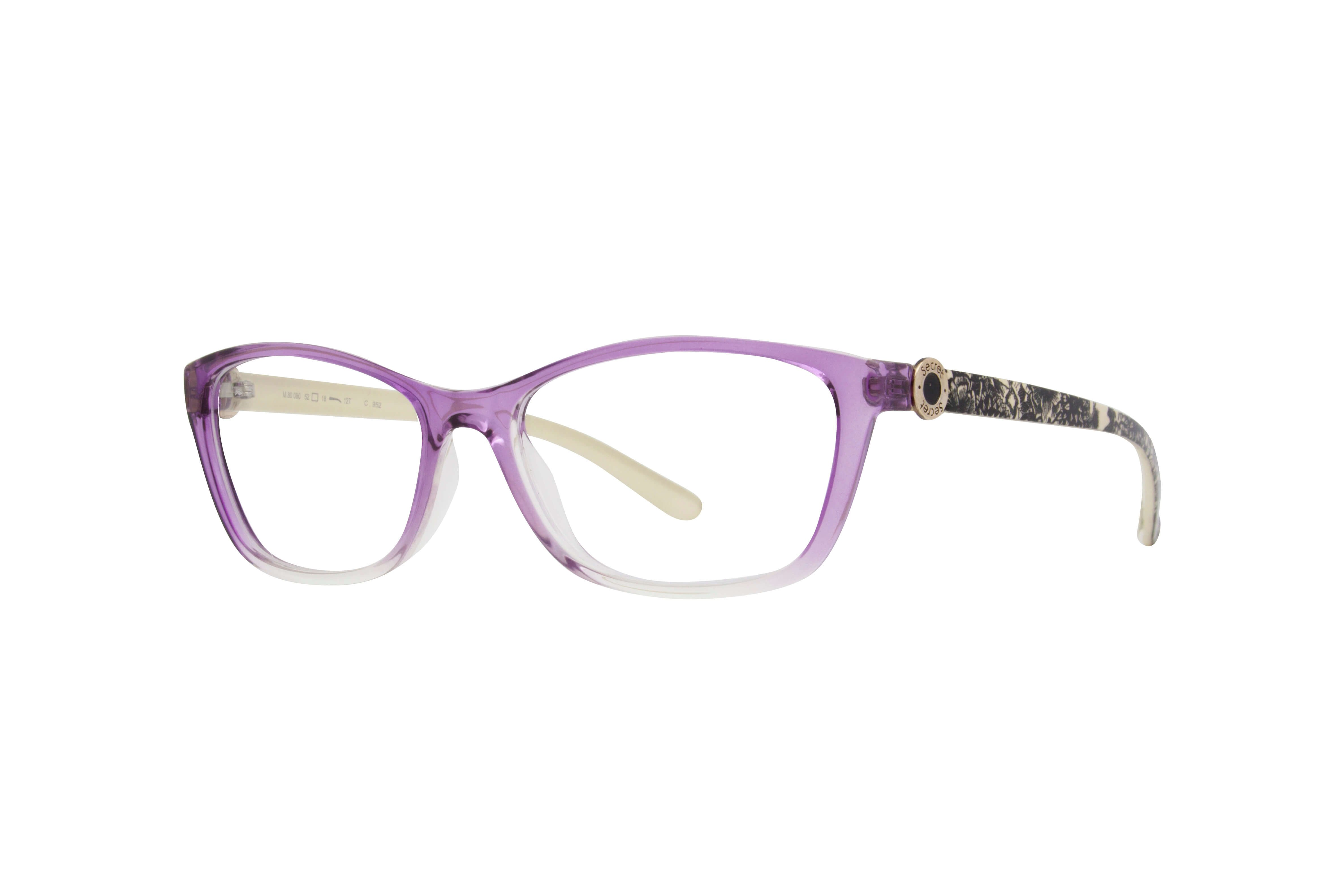 SECRET GRILAMID 80080 FADE PURPLE/FLOWER