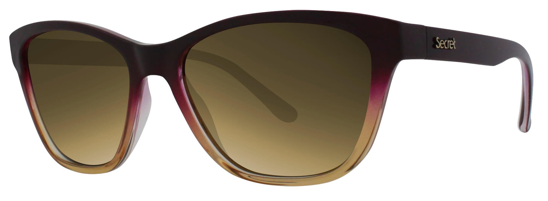 ÓC SECRET NARA FADE PASSIONATE/YELLOW / POLARIZED BROWN