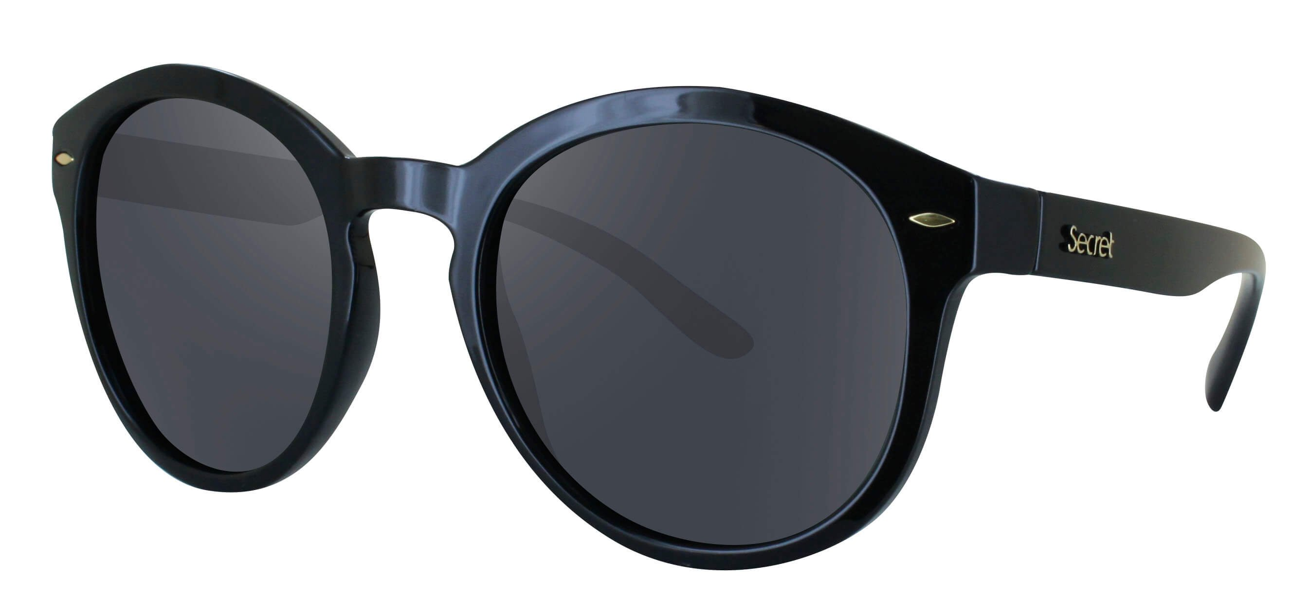 ÓC SECRET WANNABE GLOSS BLACK / POLARIZED GRAY