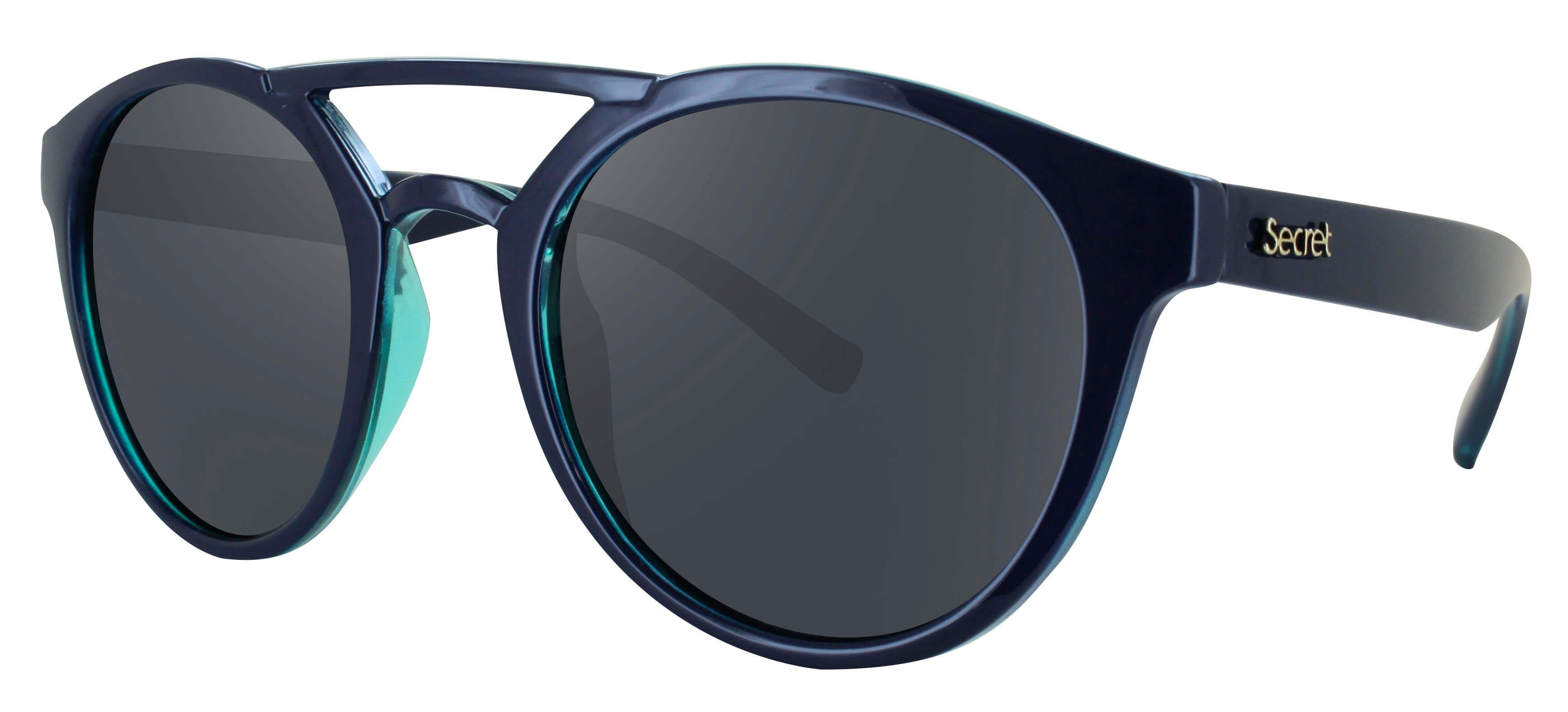 ÓC SECRET BREAKAWAY G.MARINE ON N.BLUE / POLARIZED GRAY