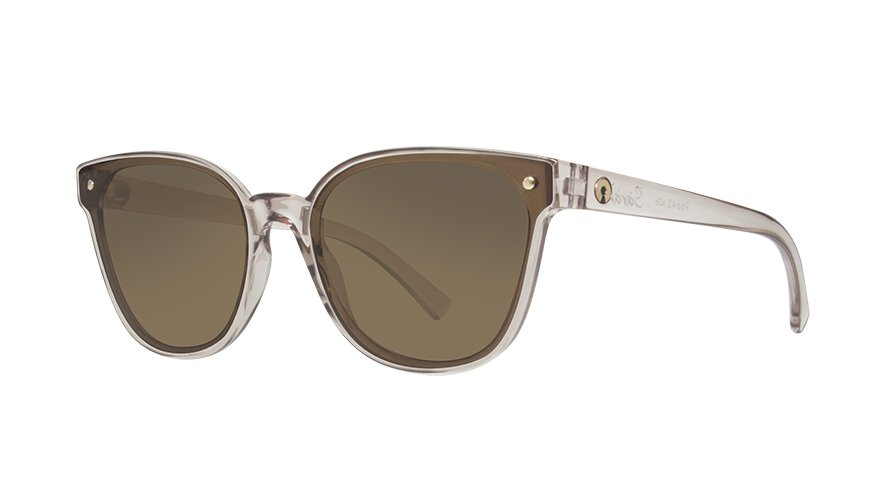 SARAH BURLYWOOD  / POLARIZED GRADIENT BROWN