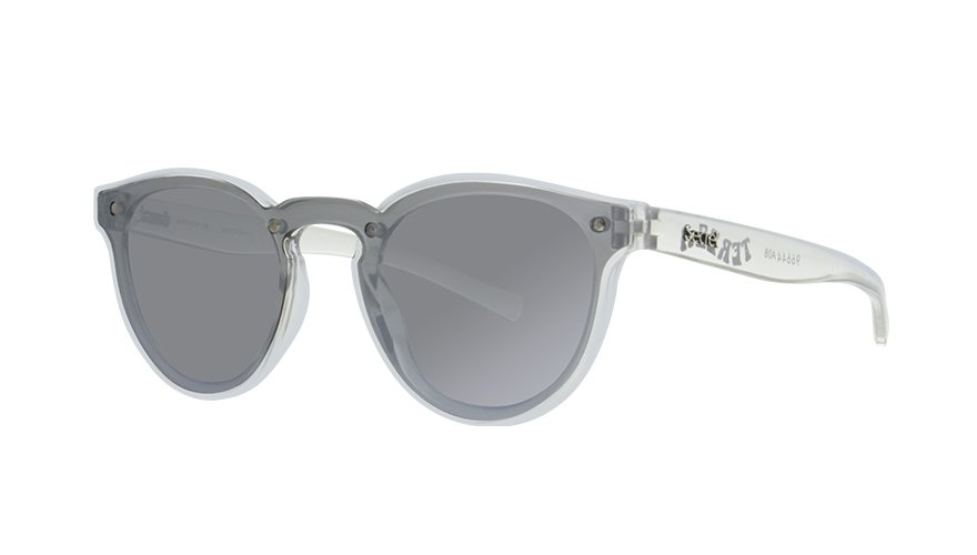 TEREZA LIGHT ONYX / POLARIZED GRADIENT SILVER
