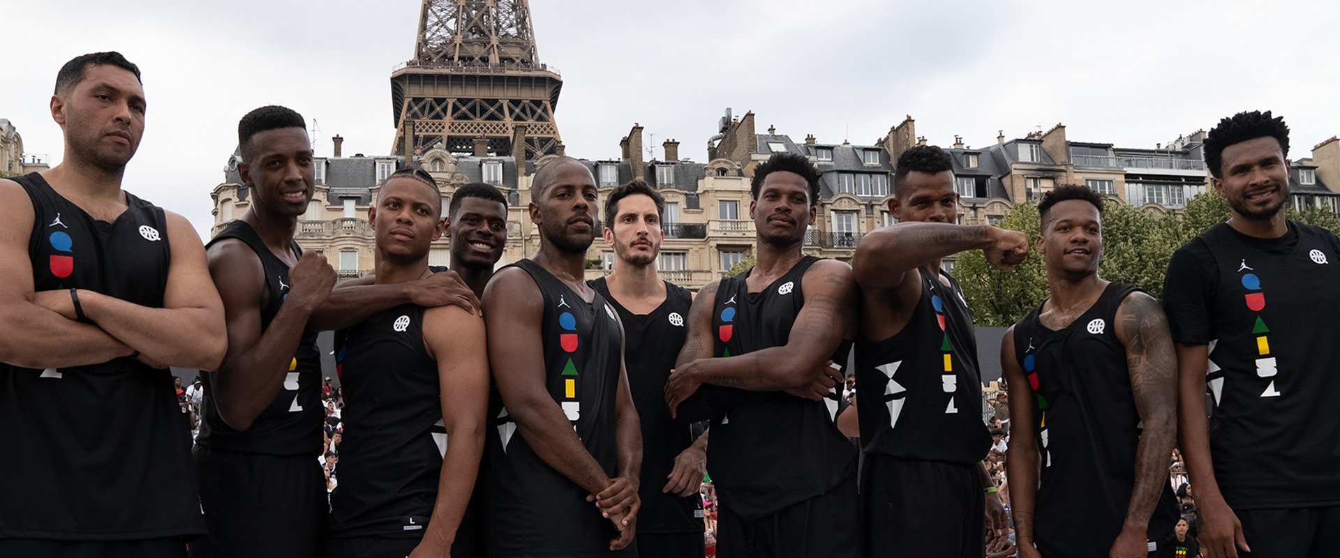 QUAI 54 - A Basketball Landmark In Paris