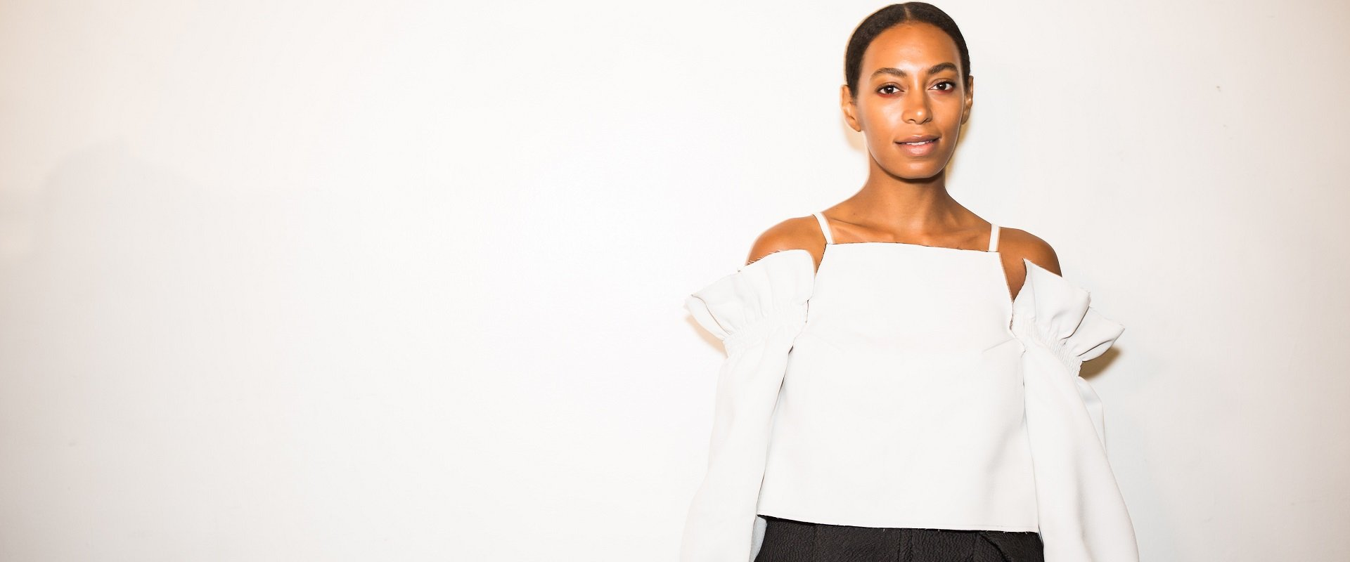 SOLANGE KNOWLES' SAINT HERON AT A GREAT TIME