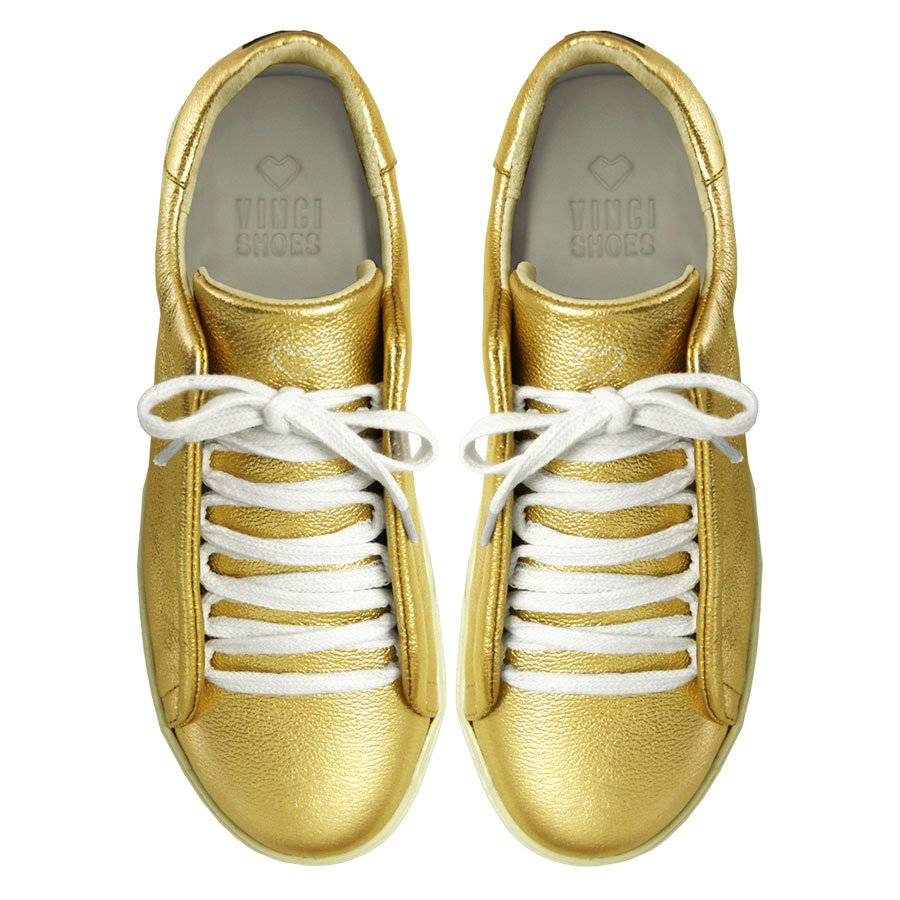 Sneaker Candy Gold