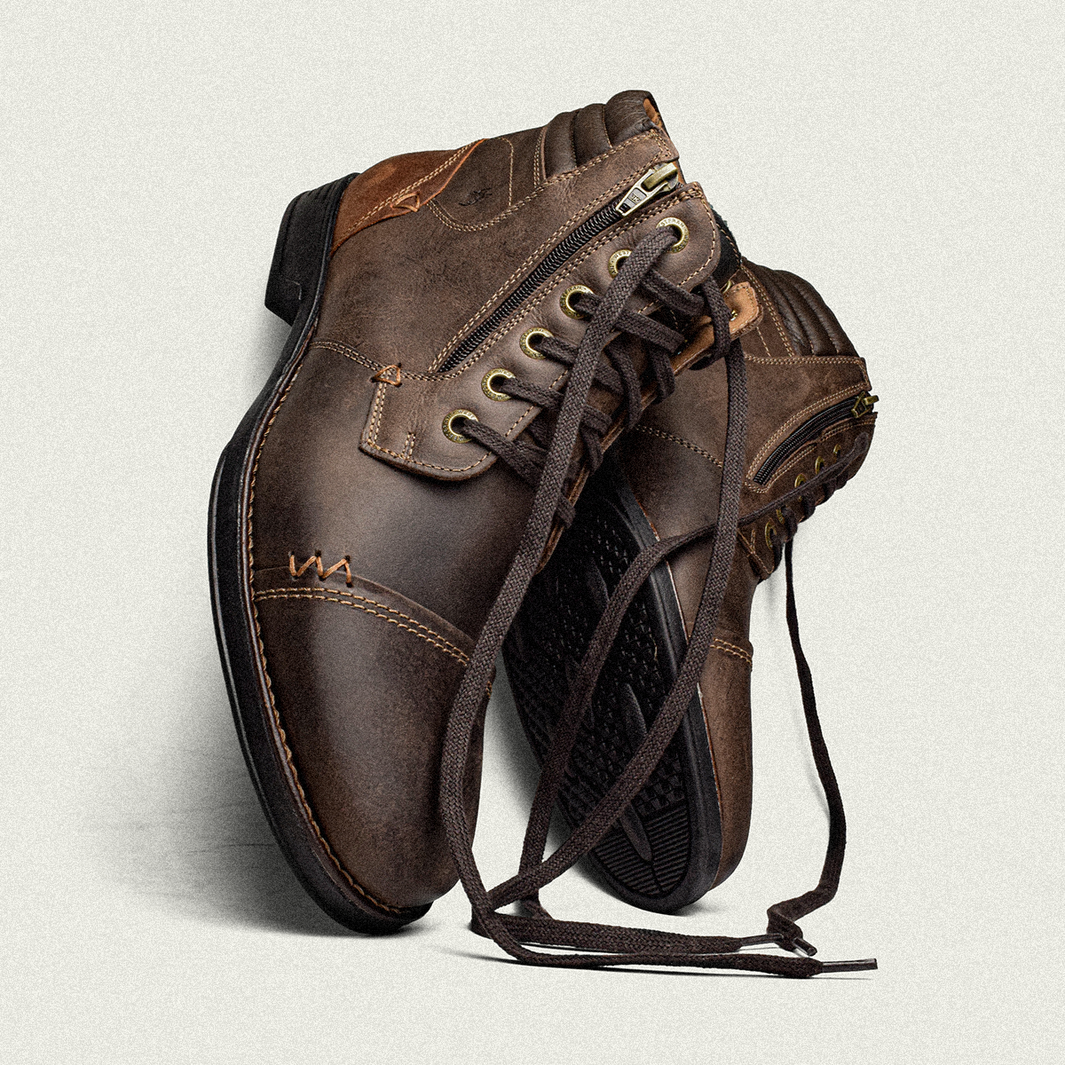 Bota Dress Masculina York 28 Crazy Café