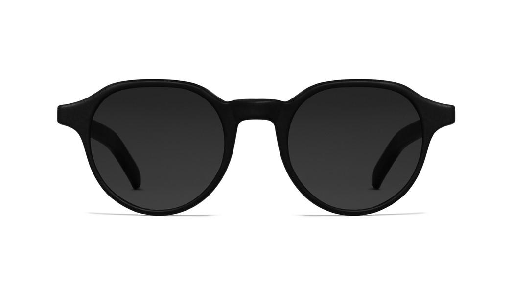 6d8d835639fd2 Óculos de Sol   Black Thick Frosted  Fitti . Óculos de Sol   Black Thick  Frosted ...